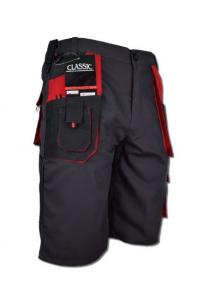 SPODNIE CLASSIC RED SHORT G-270