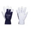 Rękawice  z koziej skóry S2GO