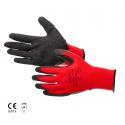 Rękawice M-GLOVE L2001 RED CE KAT II 2131