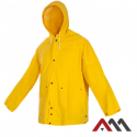 Kurtka p/deszczowa PCV Yellow